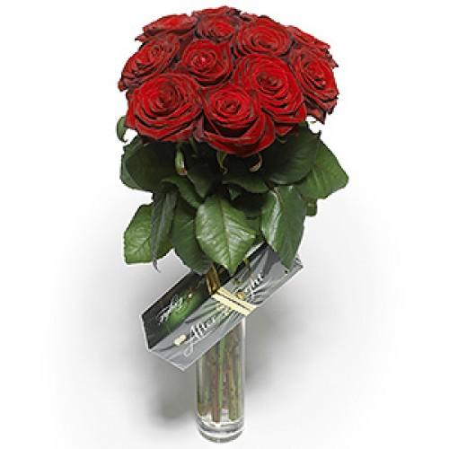 11 Рози и Шоколад