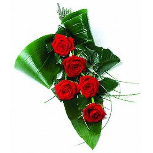 5 класически рози