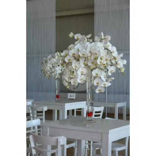 Аранжировка за маса с орхидея A16