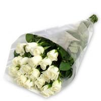 Букет 21 Бели Кенииски Рози