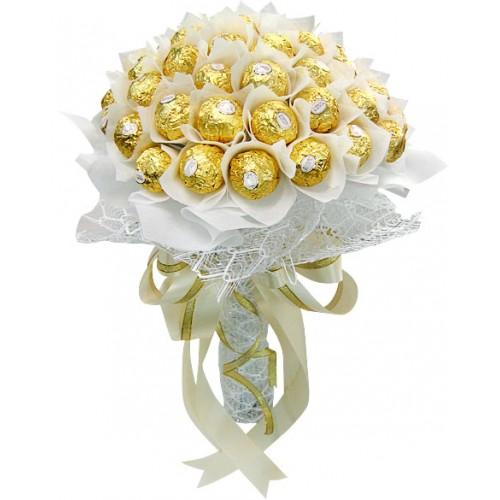 Шоколадов букет в Бяло