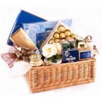 """Подаръчна кошница """"Business De Lux"""""""