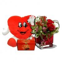 """""""Рози, шоколад и много любов"""""""