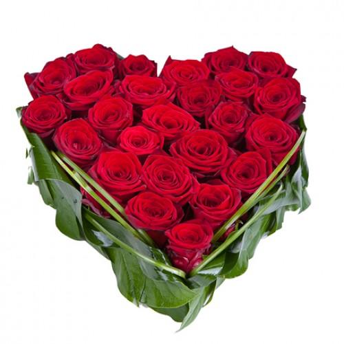Валентинско сърце